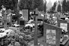 Octava de todos los santos Mirada artística en blanco y negro Fotos de archivo libres de regalías