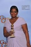 Octavia Spencer Stock Photography