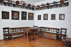 Octavian Goga Museum Fotografia Stock