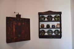 Octavian Goga Museum Stock Images