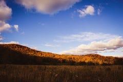 October in canada. Special colours, l`été indien Stock Images