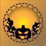 31 October Halloween  design background. October Halloween  design background Stock Photography