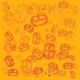 The  31 October halloween pattern vector  design. 31 October halloween pattern vector  design Royalty Free Stock Image