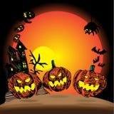 31 October Halloween vector icon design background. October Halloween vector icon design background Royalty Free Stock Photos