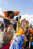 Festival of the Grape Oliver Okanagan Valley Stock Photo