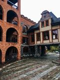 October 22, 2017, the residence of kings, Kaliningrad royalty free stock photos