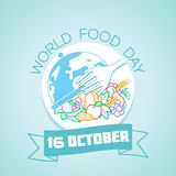 16 october World Food Day Stock Images