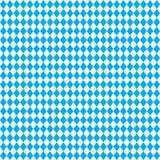 Octoberfest blauw patroon Royalty-vrije Stock Afbeeldingen