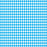 Octoberfest blue pattern Royalty Free Stock Images