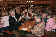 Octoberfest in München, Duitsland Royalty-vrije Stock Afbeelding