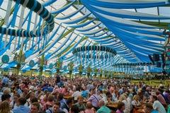 Octoberfest a Monaco di Baviera Immagine Stock Libera da Diritti