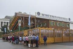 Octoberfest in Munich Royalty Free Stock Photos