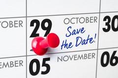 29 octobre Photos stock