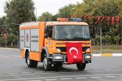 29 octobre célébration de jour de République de la Turquie Photos stock