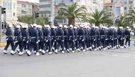 29 octobre célébration de jour de République en 2017 Image stock