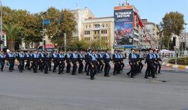 29 octobre célébration de jour de République en 2017 Photos stock