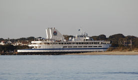 10 octobre 2015 ferry de Cape May Lewes Image libre de droits