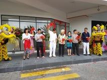 9 octobre 2016, route de Puchong, Kuala Lumpur Aujourd'hui est l'ouverture douce de l'hôtel OUG Kuala Lumpur de signature de somm Photographie stock