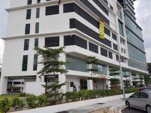 9 octobre 2016, route de Puchong, Kuala Lumpur Aujourd'hui est l'ouverture douce de l'hôtel OUG Kuala Lumpur de signature de somm Images libres de droits