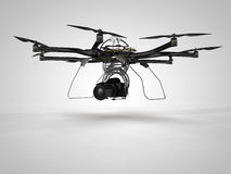 Octocopter Stock Image