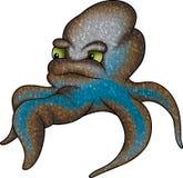 Octopus 04 stock photo