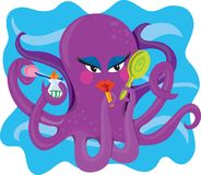 Octopus Royalty Free Stock Photos