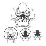 Octopus2 royalty ilustracja