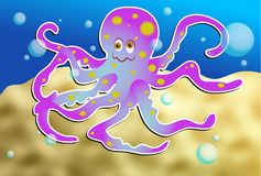 Free Octopus Royalty Free Stock Images - 77989