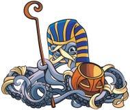 Octopus de Brij Stock Foto's