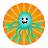 Octopus funny Stock Photos