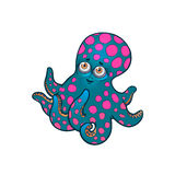 Octopus /illustration Royalty Free Stock Images