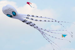 Octopus kite Stock Photo