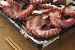 Octopus Sashimi Royalty Free Stock Image