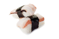 Octopus sushi Royalty Free Stock Images