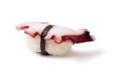 Octopus sushi Royalty Free Stock Photo