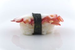 Octopus Sushi Royalty Free Stock Photography