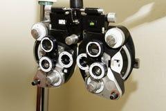 Oculista Measure Instrument Fotografía de archivo libre de regalías