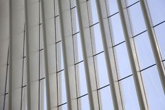Oculus世界贸易中心,纽约,美国 库存照片