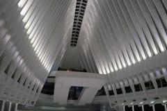 Oculus ścieżki staci centrum 28 Obrazy Stock