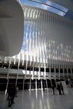 OCULUS, de Hub van het World Trade Centervervoer Stock Foto's