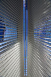 OCULUS, de Hub van het World Trade Centervervoer Royalty-vrije Stock Foto's