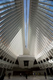 OCULUS, die World Trade Center-Transport-Nabe Stockfoto