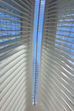 OCULUS, die World Trade Center-Transport-Nabe Stockbild