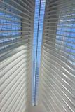 OCULUS, el eje del transporte del World Trade Center Imagen de archivo