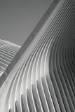 Oculus Nowy Jork skrzydła szczegół zdjęcie stock