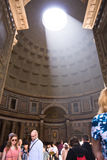 Oculus, Pantheon, Rome Stock Photography