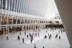 Oculus World Trade Center, New York, Förenta staterna Arkivfoton