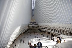 Oculus World Trade Center, New York, United States Stock Images