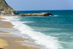 Ocumare strand 2 Royaltyfri Foto