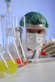 Ocupação da medicina Fotografia de Stock Royalty Free